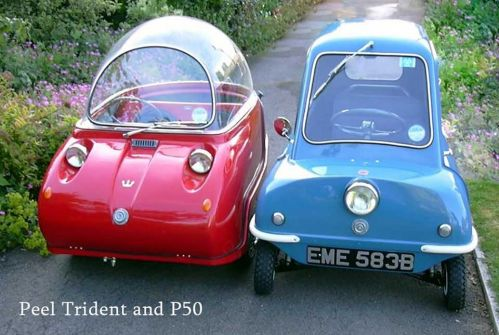 Trident and P50