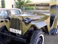 გაზ-67ბ (ГАЗ-67Б; GAZ-69B)