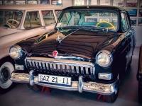 """""""ვოლგა"""" გაზ-21, II სერია (""""Волга"""" ГАЗ-21, II серия, """"Volga"""" GAZ-21 mark II)"""
